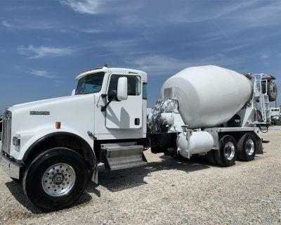 2007 KENWORTH W900 Concrete Mixer, Pump Trucks Heavy Duty