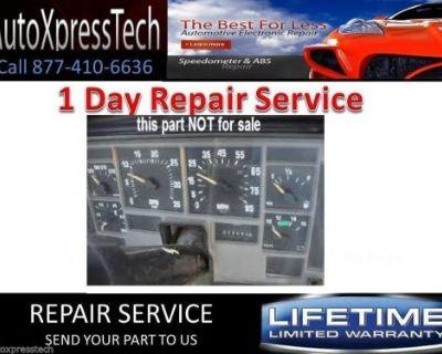 International Instrument Cluster Van School Bus Repair Service Read Listing