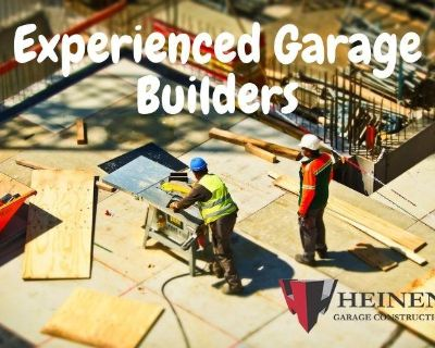 Find Quality and Premier Garage Builders