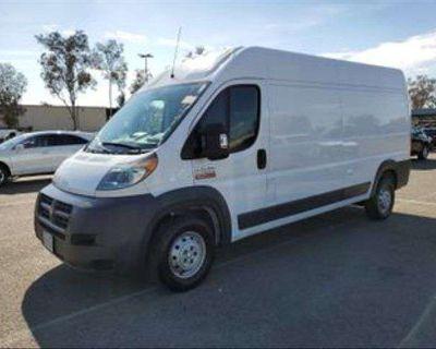 2018 Ram ProMaster Cargo Van for sale