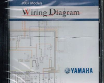Yamaha Motorcycle Wiring Diagram Collection On Cd 2007
