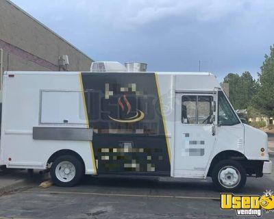 14' Freightliner MT45 Diesel Food Truck / Commercial Mobile Kitchen