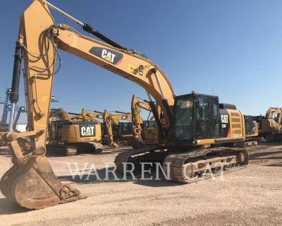 2015 CATERPILLAR 329FL Excavators