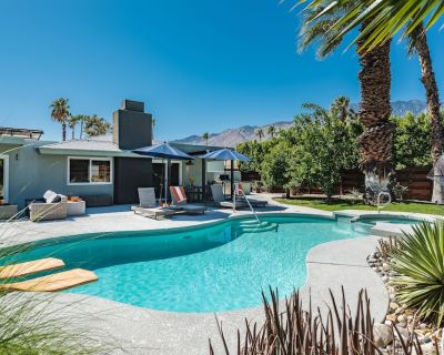 Comfort Abounds in Your Private Desert Oasis - Palm Springs