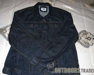 FS Old Navy jean jacket CHEEP