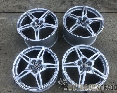 FS/FT 2021 Corvette Wheels