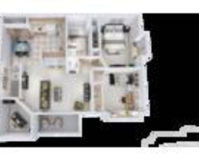 Southfield Apartments - SF Phase II - Primrose - 2 Bed, 1 Bath + Den Upper