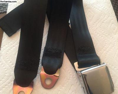 Brand New Seat Belts / Lap Belts