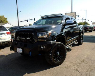 Used 2013 Toyota Tundra 4WD Truck CrewMax 5.7L FFV V8 6-Spd AT Platinum (Natl)