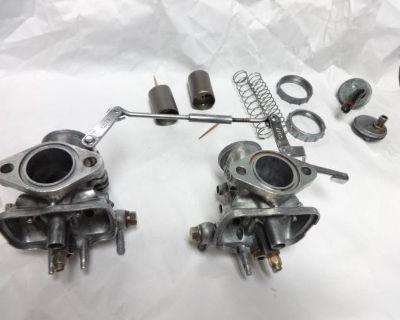 Honda Superhawk 305 Cb77 Early Model Carbs Or Carburetor's 80 Percent Complete