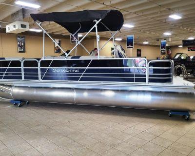 2022 Berkshire 24 FRC2 LE - Rear Fish & Cruise