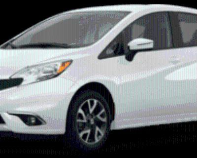 2015 Nissan Versa 1.6 SR