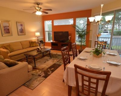4-101 Legacy Dunes, Ground floor across from pool with game room, gym, tennis - Four Corners