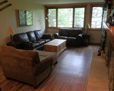 Largest 2 bedroom/3 bath condos in BC. Ski in & out. Complete remodel 2014. - Beaver Creek