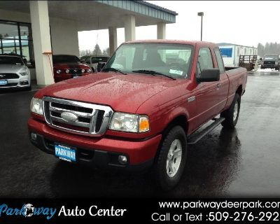 """Used 2006 Ford Ranger 2dr Supercab 126"""" WB FX4 Off-Rd 4WD"""