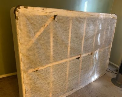 Free Mattress with Box Spring & Frame