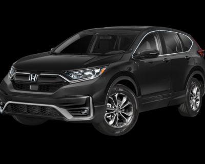 New 2021 Honda CR-V EX AWD Sport Utility