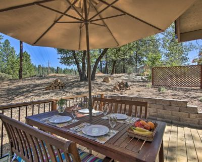 Peaceful Cottage Between Sacramento & Lake Tahoe! - Colfax