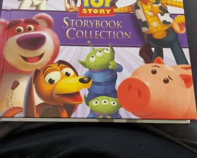 Disney Toy Story Collection (Hardcover 308 pgs)