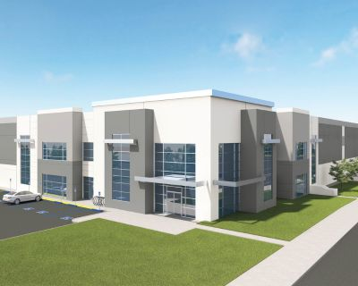 Denver Logistics Center, Bldg. 1