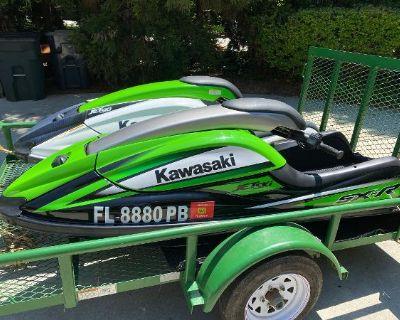 2010 Kawasaki Sx-r 800