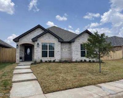 6804 Tatum Cir, Amarillo, TX 79119 3 Bedroom Apartment