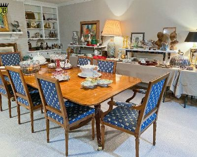 Ultra High-End Collector Estate Sale in Exclusive Belle Isle Area