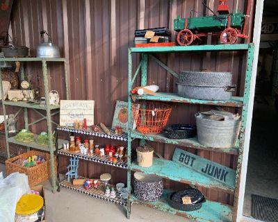 Junkin Jubilee Bi-Annual Barn Sale- Americana, Antiques & Vintage Finds