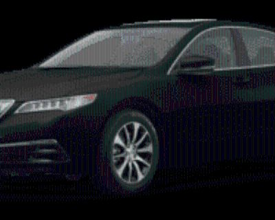 2017 Acura TLX Technology Package