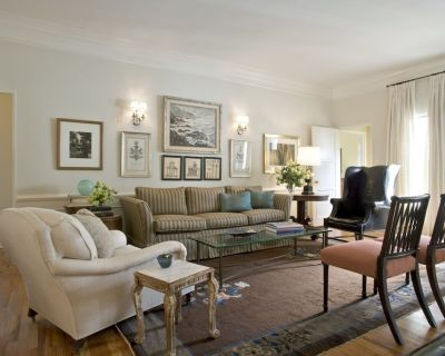 GORGEOUS FURNISHED APARTMENT IN BEVERLY HILLS COURTYARD BLDG! - Beverly Hills