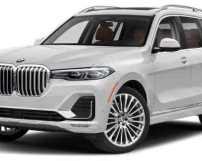 2019 BMW X7 40i