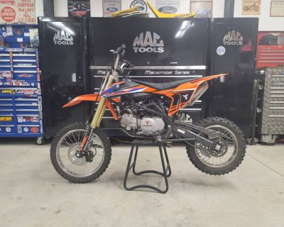 2019 Tao Motor Dirt Bike Motocross Bikes Tulsa, OK