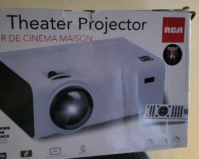 Home theater projector (RCA)