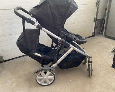 Britax B Ready stroller with second seat