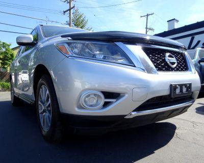 2013 Nissan Pathfinder 4WD 4dr SV