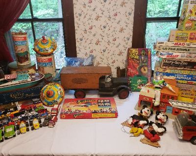 PICKERS DREAM WEYMOUTH ESTATE SALE FRI JUNE 11TH TOOLS GALORE! WOODWORKING TOOLS ANTIQUE CARS TOYS!