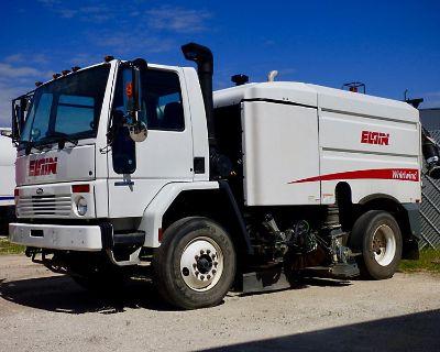 2006 STERLING SC8000 Sweeper Trucks Truck