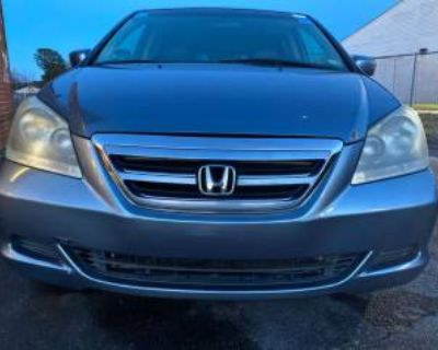 2007 Honda Odyssey EX-L with Rear Entertainment System