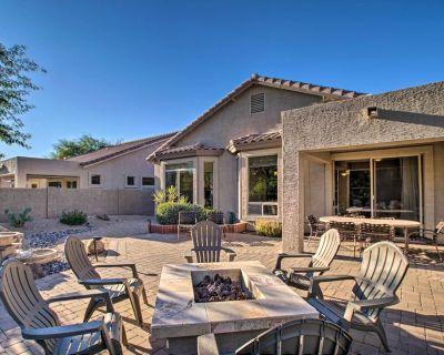 NEW! Modern Resort-Style Home with Fire Pit + Yard - Las Sendas
