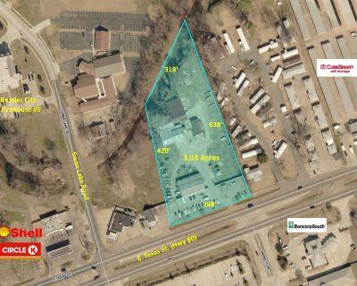 3.03 Acres For Sale - Bossier City