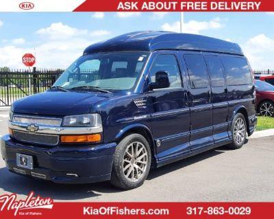 2014 Chevrolet Express Cargo Van Upfitter