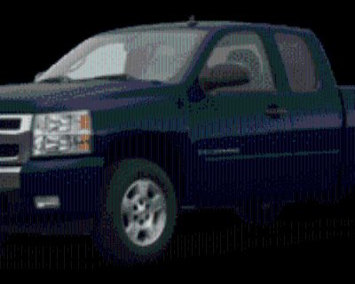 2007 Chevrolet Silverado 1500 LT