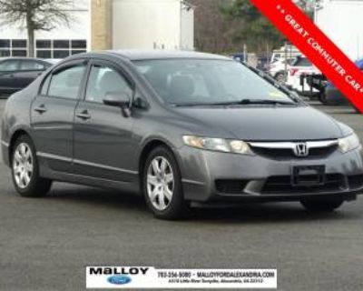 2010 Honda Civic LX Sedan Automatic