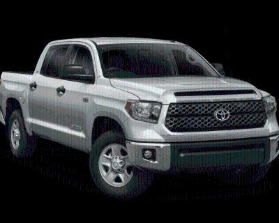 New 2021 Toyota Tundra SR5 CrewMax 5.5' Bed 5.7L (Natl)