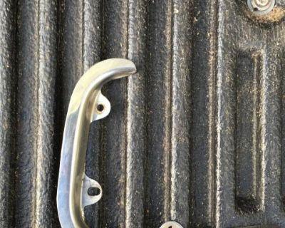 Vintage Gas Door Trim