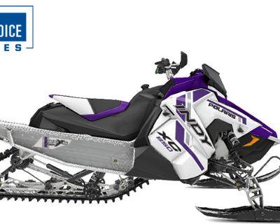 2021 Polaris 850 Indy XC 137 Factory Choice Snowmobile -Trail Mason City, IA