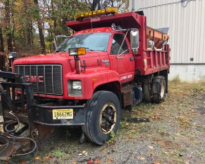 reference#2017841...1995 GMC dump truck for sale