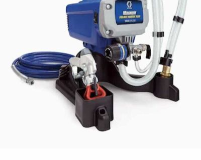 Graco is Magnum Project Painter Plus Electric Stationary Airless Paint Sprayer