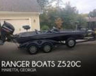 21 foot Ranger Boats Z520c