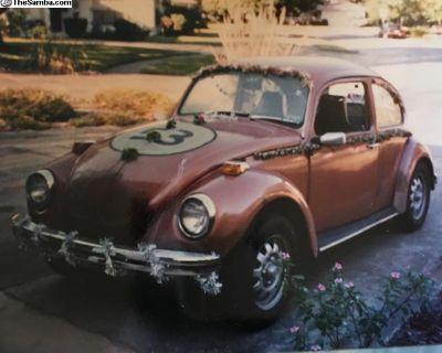 [WTB] 1972 Super Beetle, Orlando, Painted